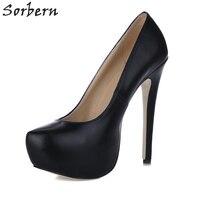 Sorbernหรูหราผู้หญิงสีดำรอง