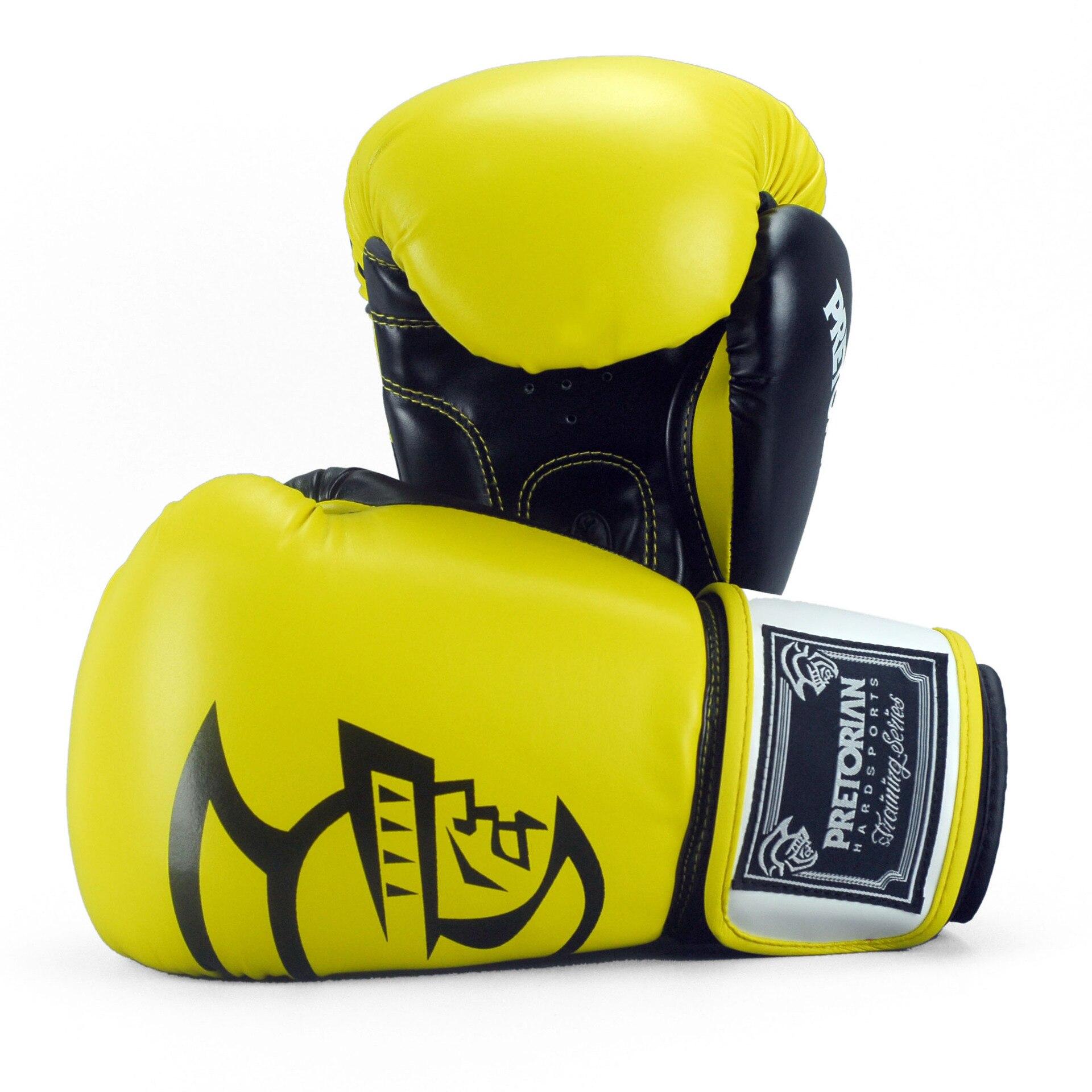 10/12/14/16OZ Kids Adults Women Men Boxing Gloves MMA Sanda Muay Thai Boxe Mitts Pro Punch Training Equipment 2017DBO
