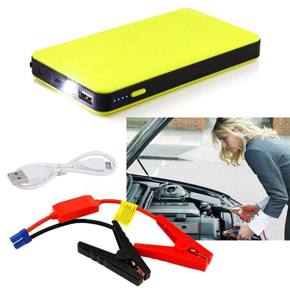 20000 mAh Voiture 12 V Auto Moteur EPS Démarrage D'urgence Batterie Source Ordinateur Portable Portable Chargeur Utral-mince