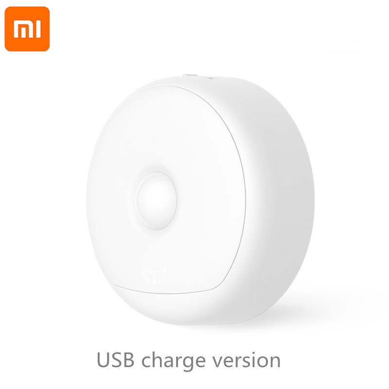 Image 1 - Original Xiaomi Mijia Yeelight LED Night Light Infrared Magnetic with hooks remote Body Motion Sensor For Xiaomi Smart Home-in Smart Remote Control from Consumer Electronics