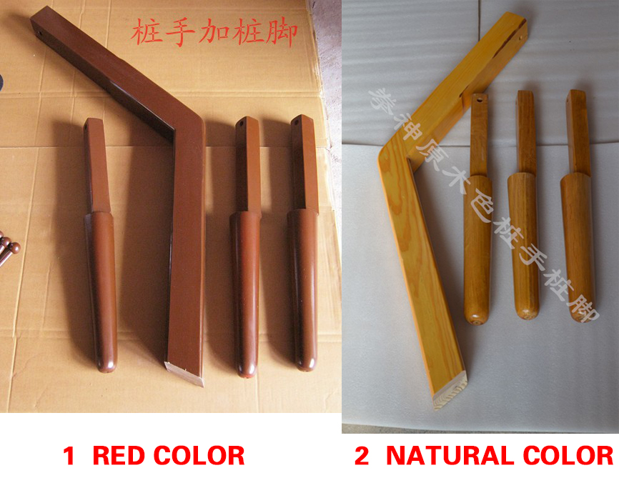 Lucamino Patent Chinese martial arts Wing Chun Wooden Dummy sets Ip Man Wushu exercise equipment Customized Fedex/UPS shipping