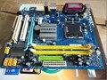 Оригинал integrated видеокарты материнские платы G41M-ES2L Поддерживает все 775 Серии процессор