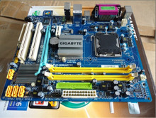 orginal integrated vga card motherboard G41M-ES2L Support all 775 Series cpu