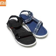 Xiaomi Original Men Magic Belt Sandals Curved Non-slip Wear-Resistant Free Buckle Light Spring Summer Outdoor