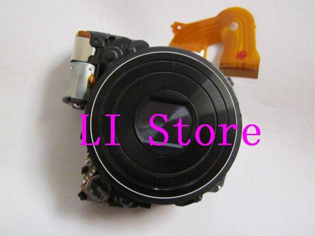 Black LENS ZOOM For SONY Cyber-shot DSC-W570 DSC-W580 DSC-W630 DSC-W650 DSC-WX7 W570 W580 W630 W650 WX7 Digital Camera