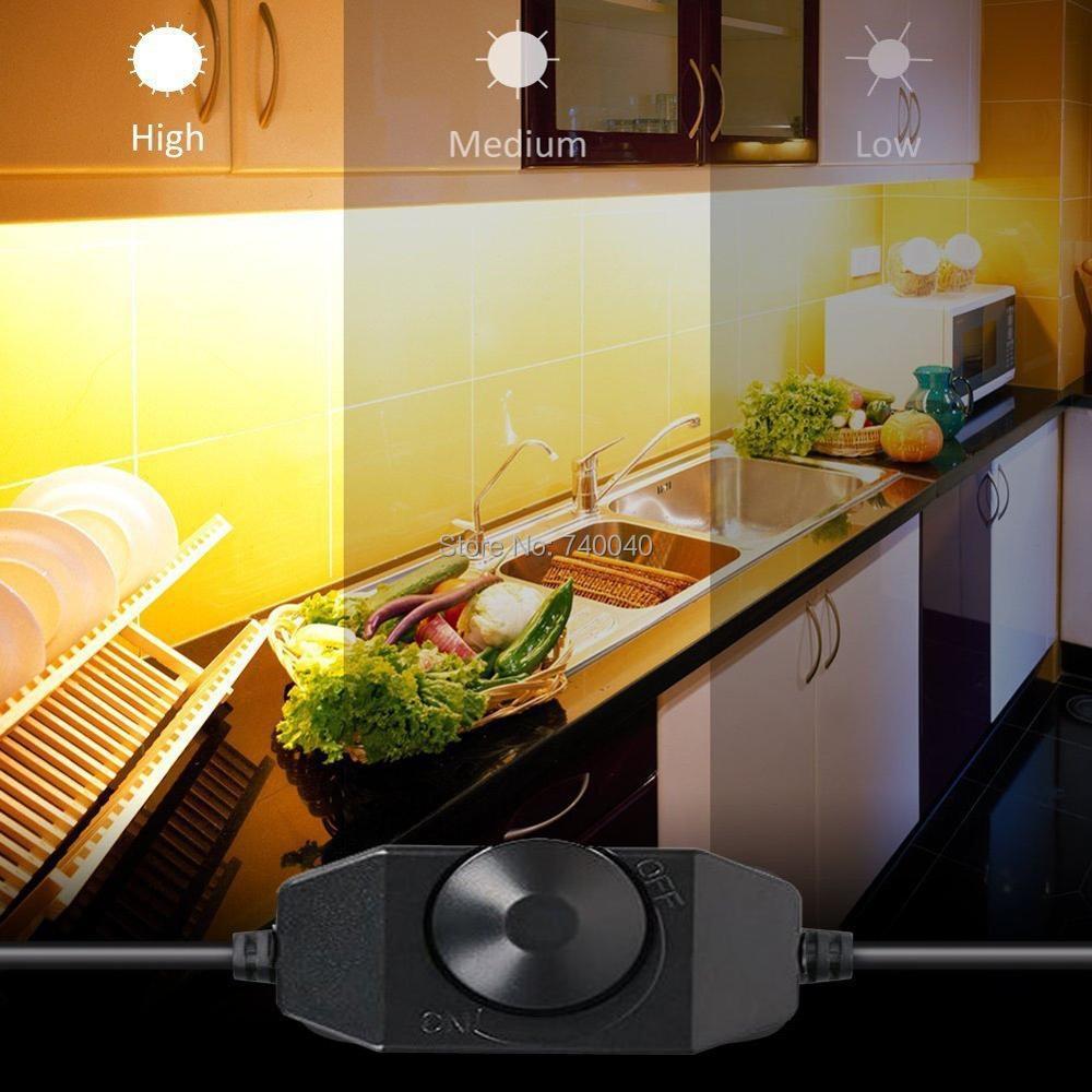 Berühmt Küchenunterschrank Dimmbare Led Beleuchtung Fotos - Ideen ...