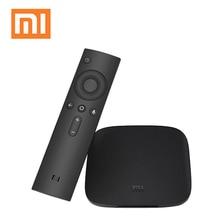 Original Xiaomi MI TV BOX 3 Global Version 4K HD 2G 8G Android 6.0 Smart WIFI Bluetooth IPTV Media Player Set-top Box Youtube