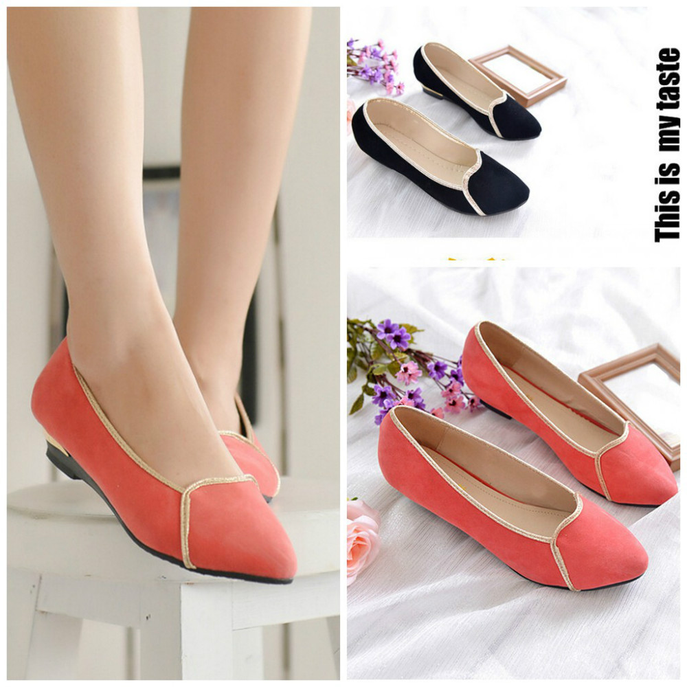 Comfortable and stylish flat shoes