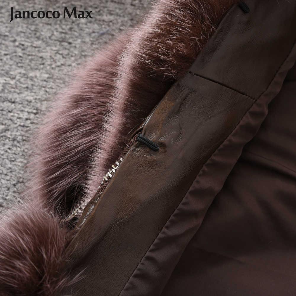 Moda stil kadın gerçek tilki kürk jile yeni varış doğal kürk yelek bahar kış bayan yelek S7483