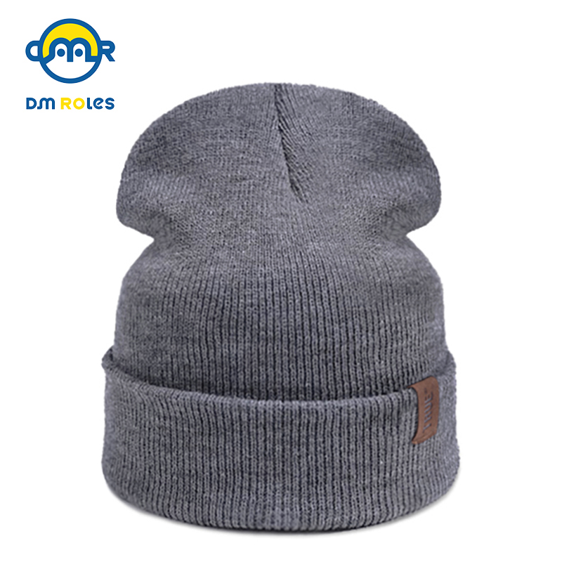 Boys Girls Cotton Hat Baby Toddlers Hats Kids Winter Cap Infant Children Beanies