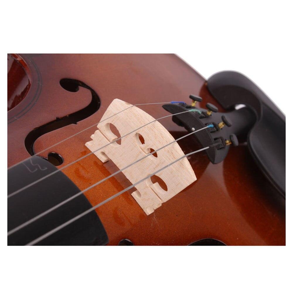 4/4 πλήρες μέγεθος Φυσικό ακουστικό - Μουσικά όργανα - Φωτογραφία 4