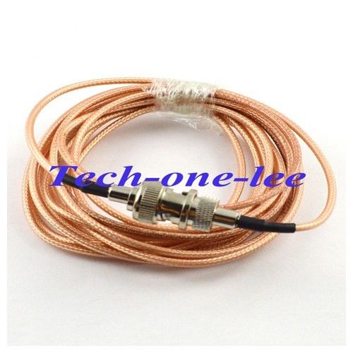 1 Piece BNC Extension Cable BNC Male Plug To BNC Female Jack Connector Adapter Pigtail Cable RG316 3M