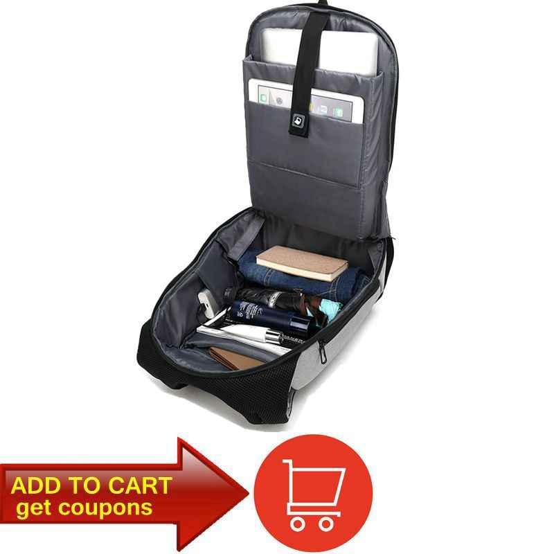 BAIBU Мужской многофункциональный рюкзак Противоугонный водонепроницаемый дизайнерские рюкзаки для компьютера школьные сумки для мальчиков для подростков дорожная сумка