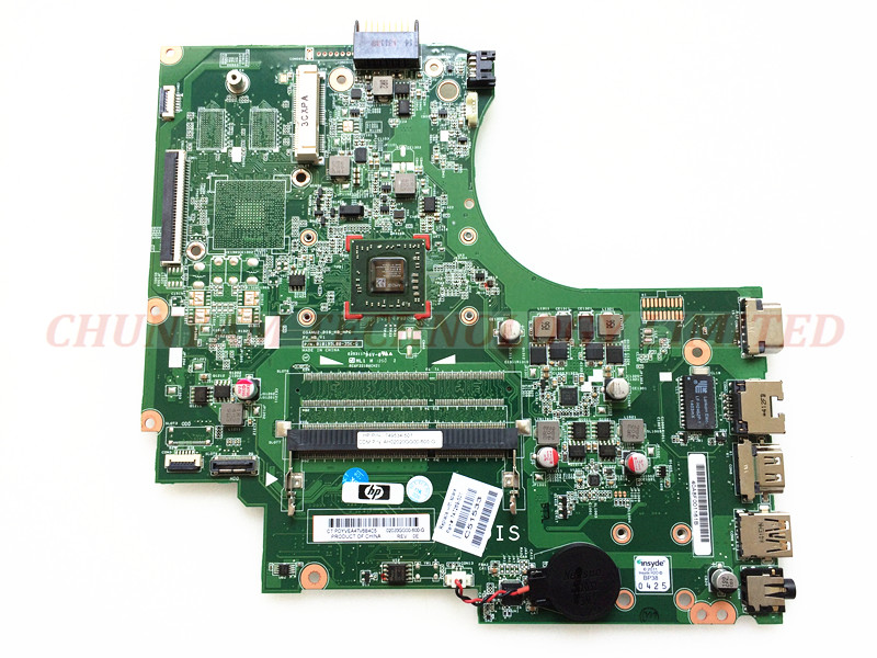 ФОТО 747269-501 FOR HP 14-D 245 G2 series Laptop Motherboard P/N:010119500-35K-G E1-2100 Mainboard 100%Tested 90 Days Warranty
