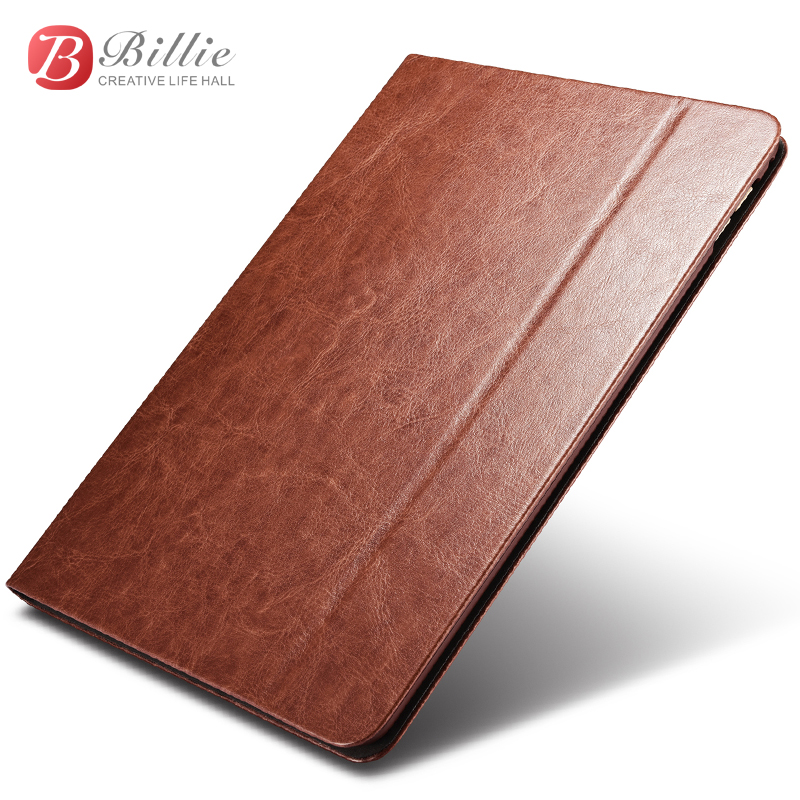 For iPad Air 2 Case Cover Luxury Vintage PU Leather Auto Wake/ Sleep Smart Flip Case For iPad Air 2 Protective Stand Cover Shell ctrinews flip case for ipad air 2 smart stand pu leather case for ipad air 2 tablet protective case wake up sleep cover coque