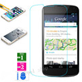 9H Premium Tempered Glass Screen Protector Toughened protective film FOR LG Google Nexus 4/Nexus 5/Nexus 6+ Cleaning Kit
