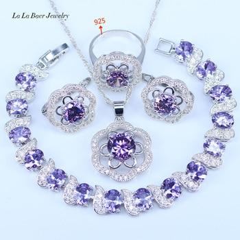 c36662d6218e Collar de la boda joyería conjuntos para mujeres cristal rojo moda Color  oro y diamantes colgante