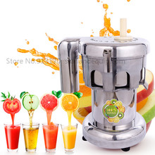 Electric commercial fruit juicer stainless steel with high power 220V50Hz