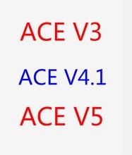 5 pièces/lot pour ace v3 ace v4.1 ace v5