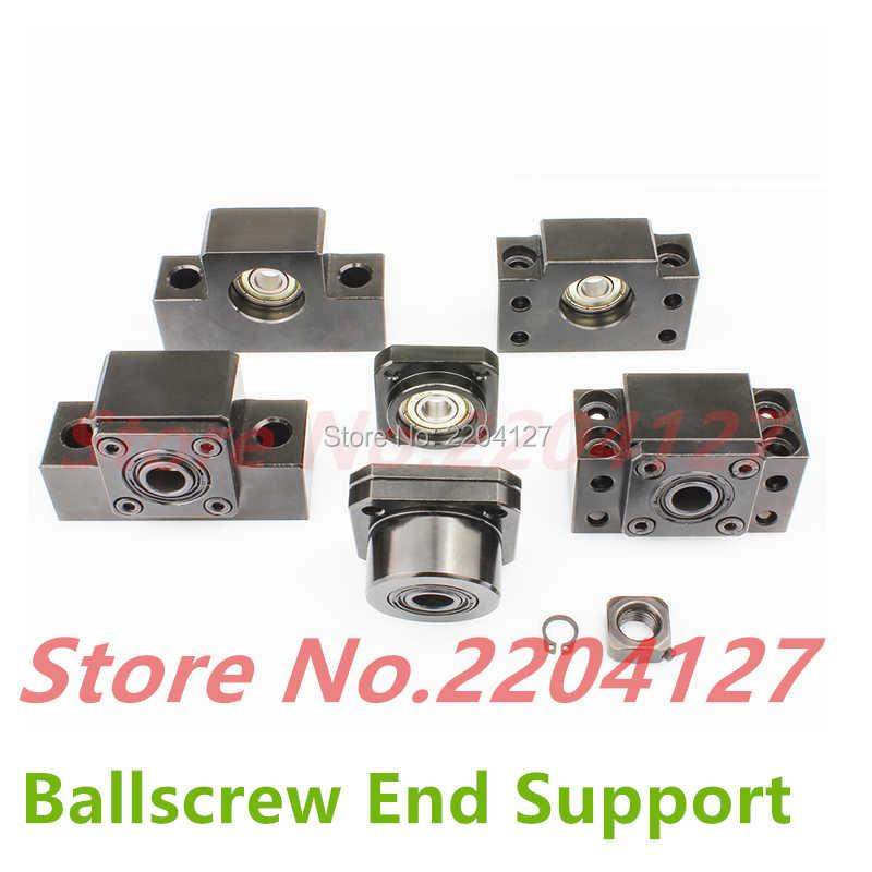 NUOVO BK10 BF10 BK12 BF12 BK15 BF15 BK20 BF20 FK10 FF10 FK12 FF12 FK15 FF15 EK10 EF10 EK12 EF12 supporto unità per vite a sfere