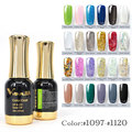 #60751  Nail Art Designs 120 Colors Nail Gel Polish UV Soak Off 12ml Nail Polish Gel Color