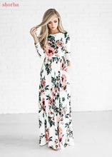 ec7acb95b De moda de Primavera de nuevo estilo vestidos de maternidad ropa de  maternidad embarazada vestidos de