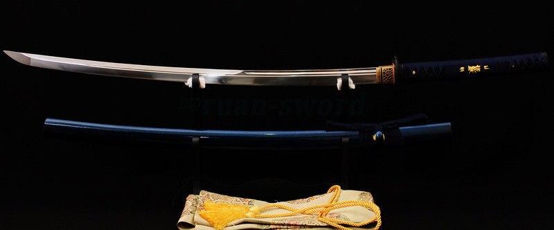 Ιαπωνικό σπαθί σαμουράι Katana 1095 - Διακόσμηση σπιτιού - Φωτογραφία 2