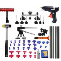 Tools Vehicle Dent Repair Car Body Dents Car Dent Repair Tools Puller Suction Cups Glue Gun reverse hammer hand tool