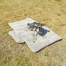 Portable Soft Cushion folding Dog Bed