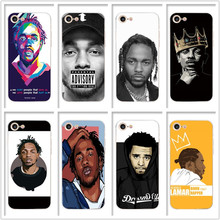 POP singer kendrick lamar Soft silicone phone case For iPhone X cover 6s 6 7 8 plus 5 5S SE XR XS max Coque Cellphones TPU Funda цена и фото