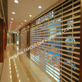 Моторизованные кристально прозрачные промышленные Подвижные двери из поликарбоната  накладные двери для продажи