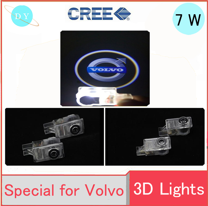 led laser welcome projector light led car door logo for
