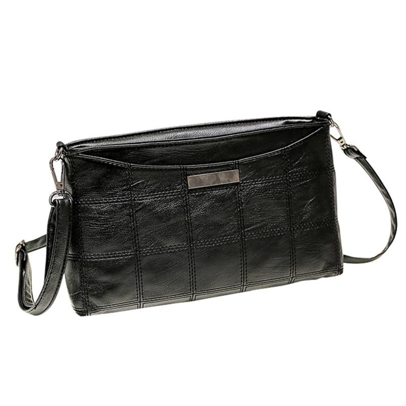 2017 Hot Sale Women Fashion Bag Soft Leather Messenger Bags Handbags Crossbody Ladies High Grade Shoulder Bag A8 2017 hot sale fashion bags handbags purses shoulder crossbody bags vintage ladies shell bag women smyyg a0004