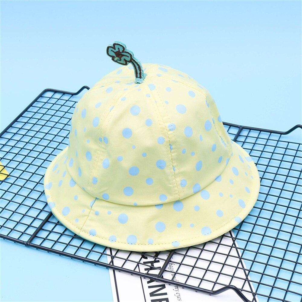 EASY BIG 10-24Months Vasaros taškas Unisex kūdikių skrybėlės - Kūdikių drabužiai - Nuotrauka 6