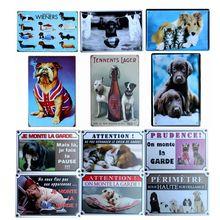 [  Sun86 ] Wonderful Wieners Painting Wall Bar Home Art Decor Cuadros Mix Order 30X20CM A-5120
