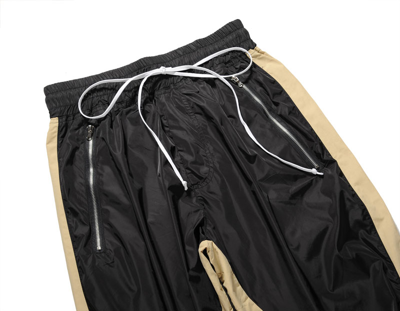 Zipped Ankle Track Pants 5