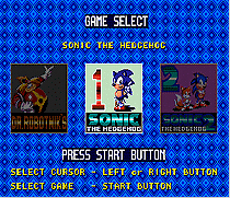 Sonic Complition 16 bit SEGA MD Game Card For Sega Mega Drive For Genesis