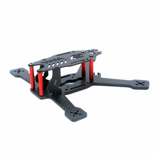 Image 3 - Swallow F2 160 160mm Carbon Fiber Frame for 20*20 /30.5*30.5 FC FPV Quadcopter RC mini Drone