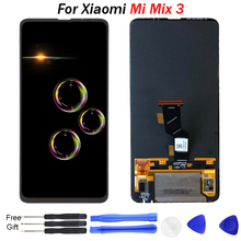 For Xiaomi Mi Mix 3 LCD Display Original Touch Screen Digitizer Assembly Mi MIX3 LCD Replacement Parts With Frame 6.39