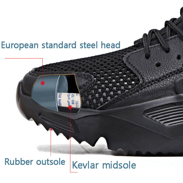 New-exhibition-Work-Safety-Shoes-2019-fashion-sneakers-Ultra-light-soft-bottom-Men-Breathable-Anti-smashing-Steel-Toe-Work-Boots (10)