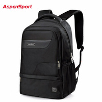 Aspensport Business Laptop Backpack New Arrivel Quality 16 Inch Bags Fashionable Light Sport Collage Outdoor Laptop