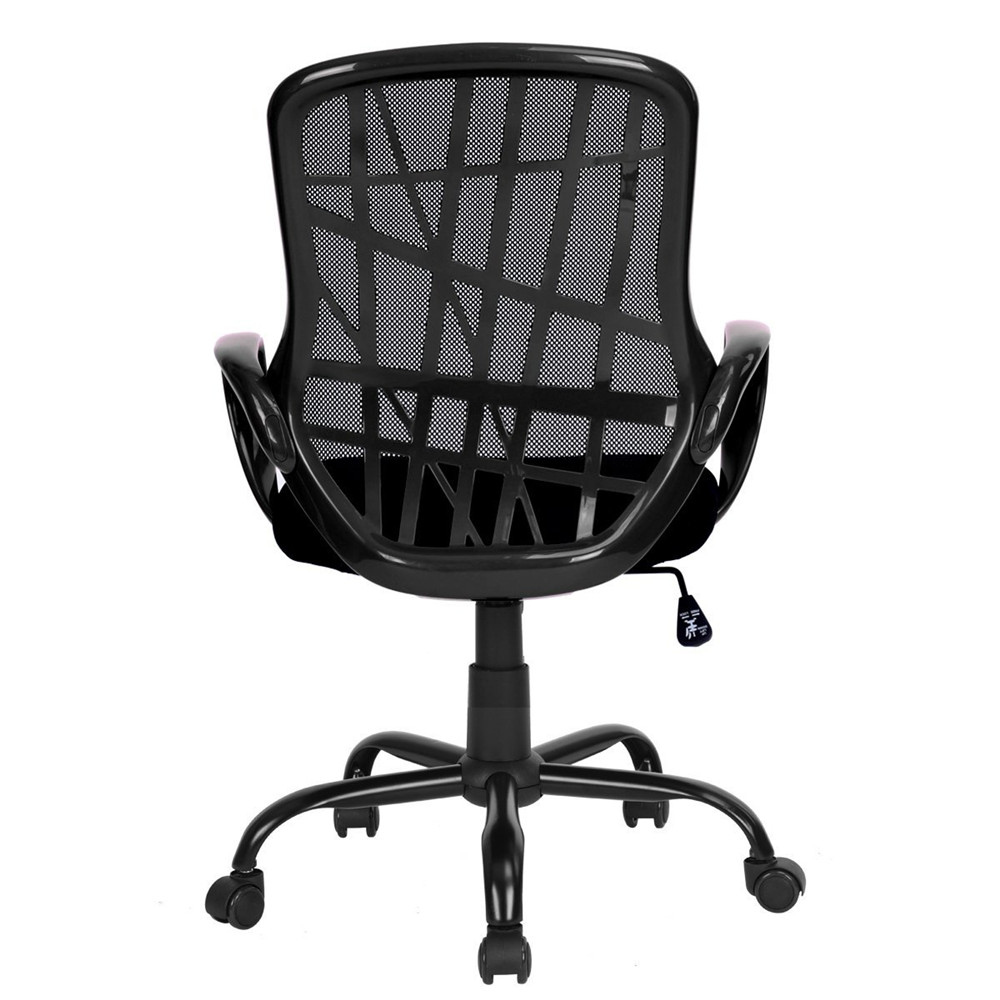 Computer Chair Ergonomically Correct Adjustable Mesh Office Desk Computer Chair Ergonomic Padded Seat With Armrest Us In Office Chairs From Furniture On Aliexpress Alibaba Group
