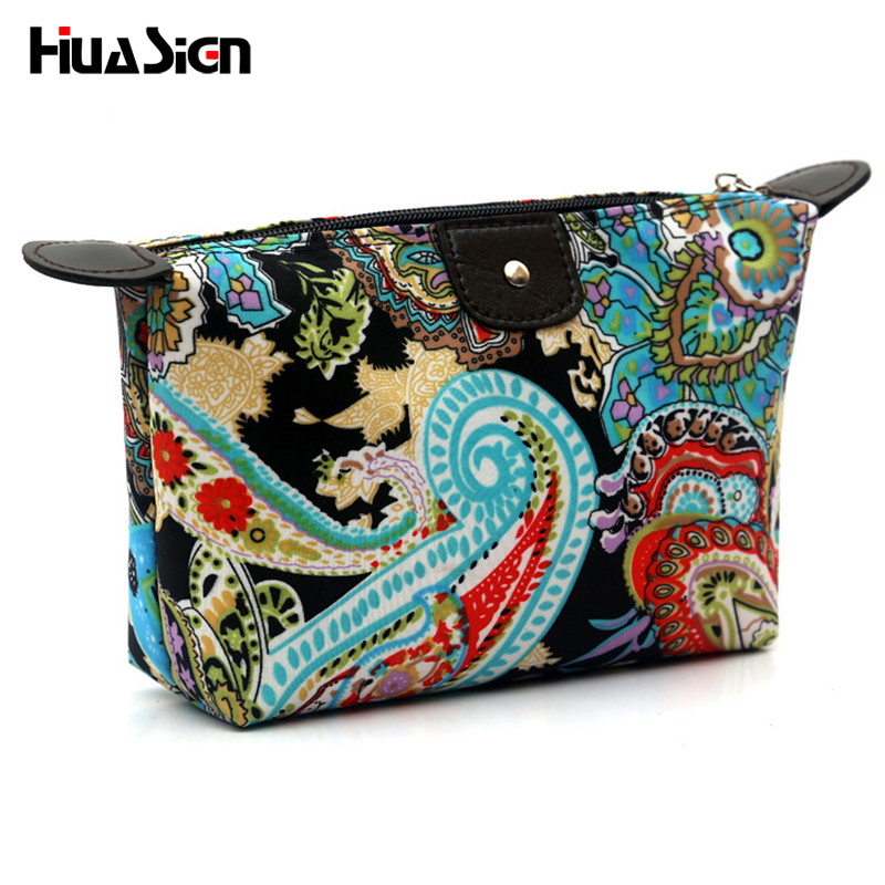 New Arrival Multifunctional Portable Women Makeup Bag Storage Organizer Box Beauty Case Travel Pouch Comestic 2017 new portable lunch bag thermal insulated snack lunch box carry tote storage bag travel picnic food pouch