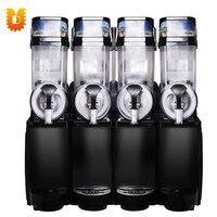 Vier zylinder slush maschine kommerziellen/günstige slush maschine/eisbrei maschine
