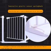 Не нужно сверлить стены железные ворота лестницы ворота пэт изоляции baby safe ворота