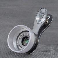 APL-25MM Optic Lens, 25mm Super Macro Lens 10x Mobiele Fotografie Macro Lens met Universal Clip Lens voor Gsm