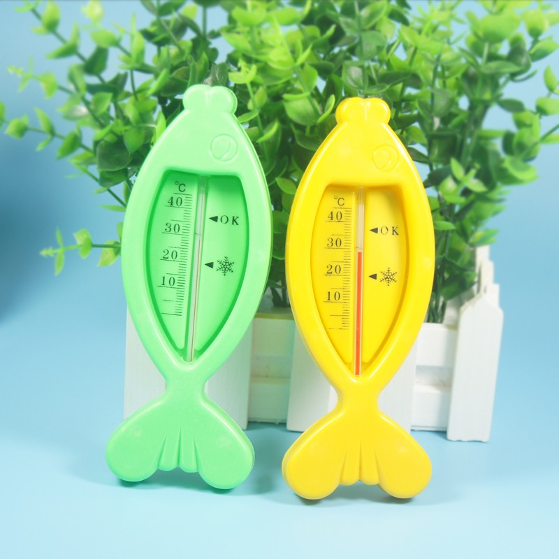 Plastic Float Baby Water Thermometers