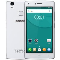 DOOGEE X5 MAX Pro Cell Phone 5 0 Inch 4G Smartphone Android 6 0 MTK6737 Quad