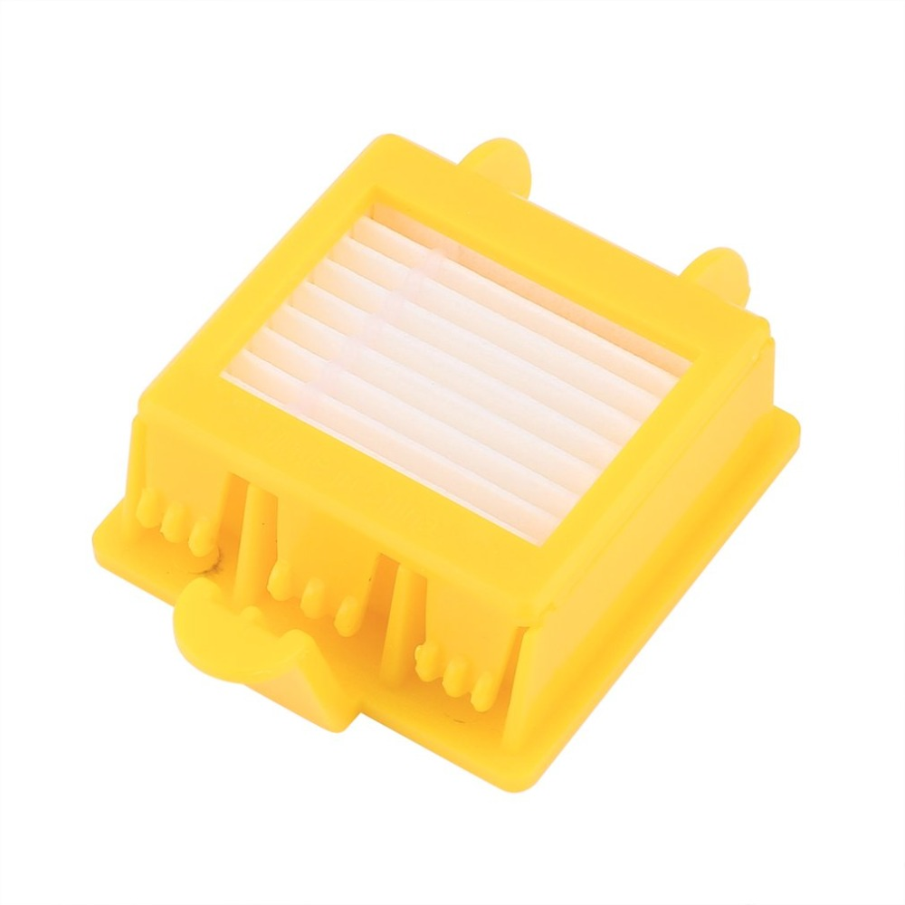 Sweeping Robot Vacuum Cleaner Accessories HEPA Filter Replace Parts For iRobot For Roomba 700 Series 760 770 780 Model 2 pcs hepa filter replacement kit for irobot roomba 700 series 750 760 770 780 790 robot vacuum cleaner parts accessories filter