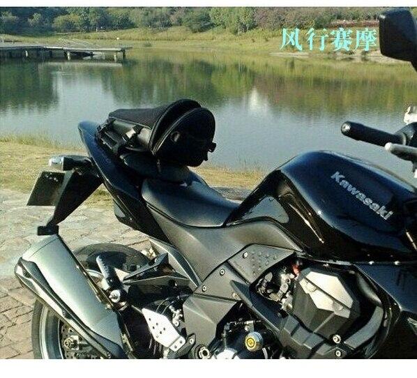 New Motorcycle Tail Bag Motorcycle Sport Back Seat Bag hand bag shoulder bag Waterproof stocked
